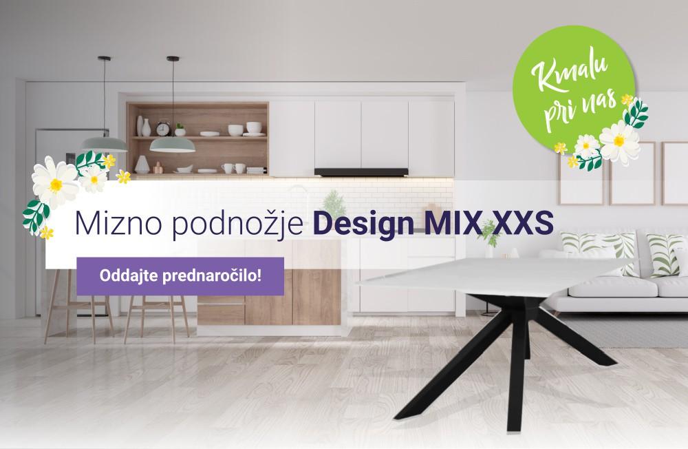 Mizno podnožje Design MIX XXS