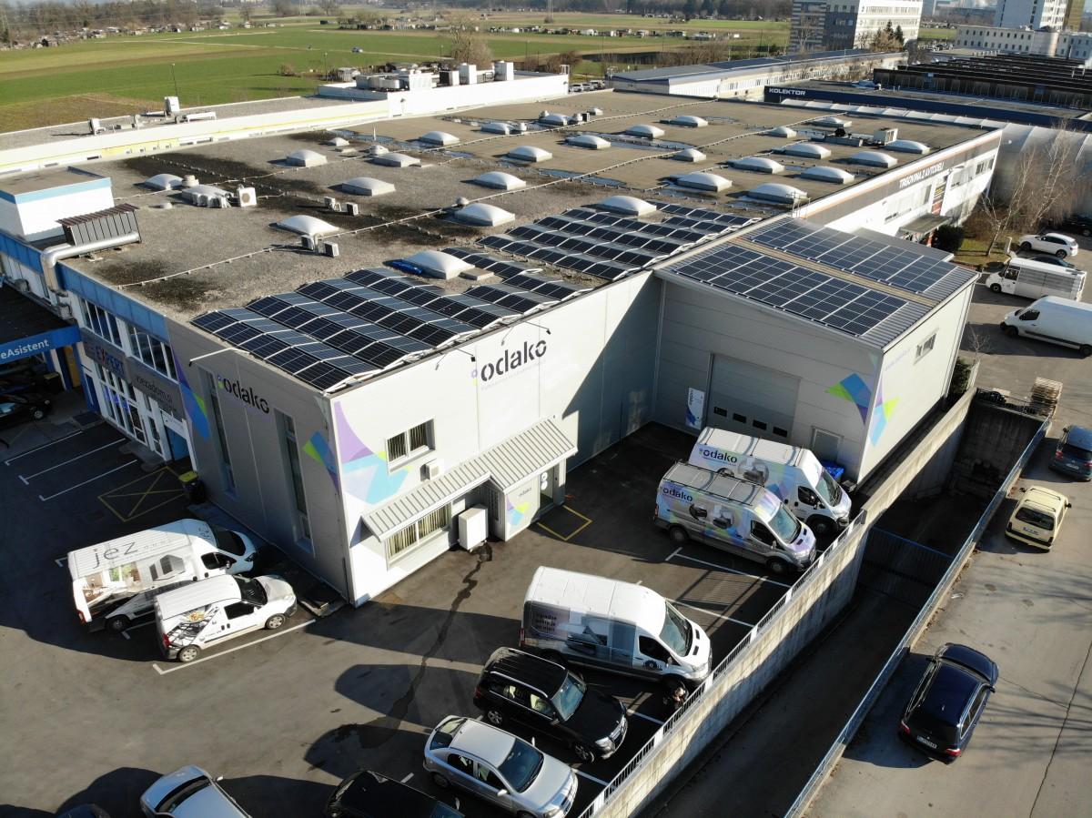 Moč sonca - obnovljiv vir energije