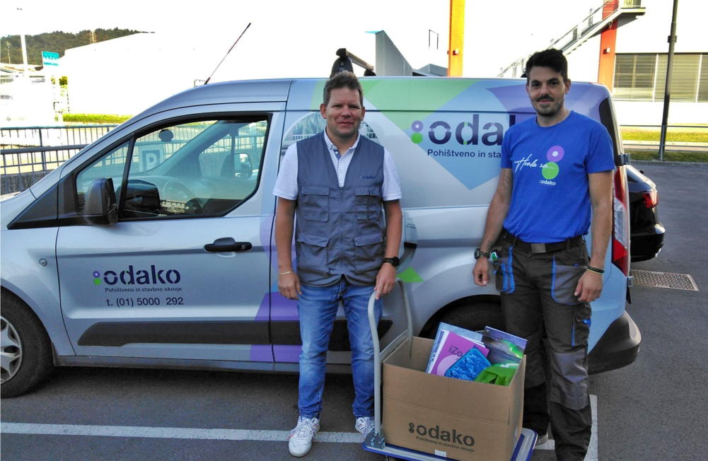 Tradicionalno pomagamo slovenskim otrokom